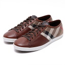 BURBERRY burberry vintage check low top sneakers