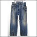 ■ DOLCE &GABBANA Dolce & Gabbana ■ stadscrash denim pants ■ wash Blue ■ 44