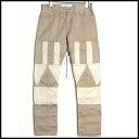 ■ANREALAGE Ann rear Reiji ■ 13SS total patchwork underwear ■ beige ■ 1■