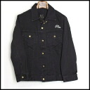 ■RICO Rico ■ cotton JKT ■ black■