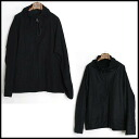 ■GUCCI( gucci) ■ pullover JKT collection model ■ black ■ 48■