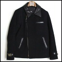 ■NEIGHBORHOOD( Ney bar Hood) ■ melton POLICE riders JKT ■ black ■ 1■