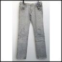 ■FACTOTUM( ファクトタム) ■ wash denim underwear ■ gray ■ 44■