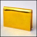 ■ JILSANDER (Jil Sander) ■ 12 AW card ■ gold ■