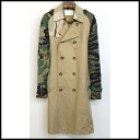 ■Design Complicity (デザインコンプリシティー) ■ 11AW battle dress uniform coat ■ camouflage pattern / beige ■ L■
