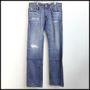 ■ (AG) ■ TAMBO URINE 11 years processing denim ■ Indigo ■ 30 ■ 10P11Apr15