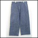 ■45rpm (forty five are P M) ■ Bakkurii denim underwear ■ indigo ■ 3■