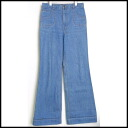 ■tsubi (スビ )■ wide denim underwear ■ blue ■ 30)■