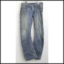 ■ wjk (double Jaca) ■ banana denim pants /dn23 ■ wash blue ■ M ■