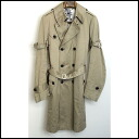 ■FranCist MOR.K.S( フランシストモークス) ■ lining high screw Cal trench coat ■ beige ■ 2■