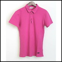 ■DiorHOMME( ディオールオム) ■ polo shirt ■ pink ■ 46■