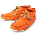 ■PIERRE HARDY( Pierre Ardi) ■ higher frequency elimination sneakers ■ orange ■ 42■