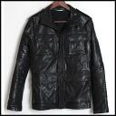 ■ AKM ECE am ■ M65-jacket ■ black ■ L