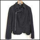 ■ BLACK COMME des GARCONS (black Comme des garcons) cottendesignli jacket black M ■ a