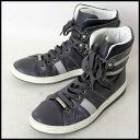 ■ Dior HOMME (Dior Homme) 10 AW sneaker grey-blue 41 ■ bP25Apr15