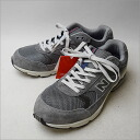 ■ NEW BALANCE (new balance) MW880GY sneakers grey 27 ■ s