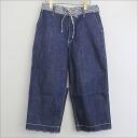 ■ classic PORTER (Porter classic) 15 SS Kendo denim Pant Indigo S ■ a02P19Jun15