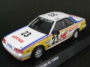 Kyosho Kyosho 1/43 AUTO TECH Nissan Skyline RS turbo no.23 BIGMAN (big man)