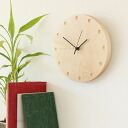 ■ Congratulations gifts for wedding, Bridal, and parents, giving birth to optimum wall thickness of wood used to luxury! WallClock Round stylish wall hangings made of wood and clock / brand