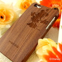 ■A disney character is a laser product made in iPhone5s lumber eyephone case carved a seal