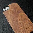 ■ iPhone6 dedicated hard case combines durable PVC material with natural wood iPHONE CASE 6
