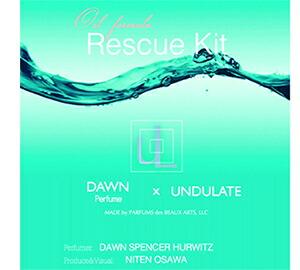 """オイルフォーミュラ、Oil formula """"Rescue Kit"""""""