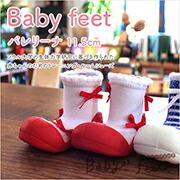 Baby feet�ʥ٥ӡ��ե����ȡˡ��Х��ʡ�11.5cm��