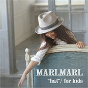MARLMARL hat for kids(キッズサイズ)