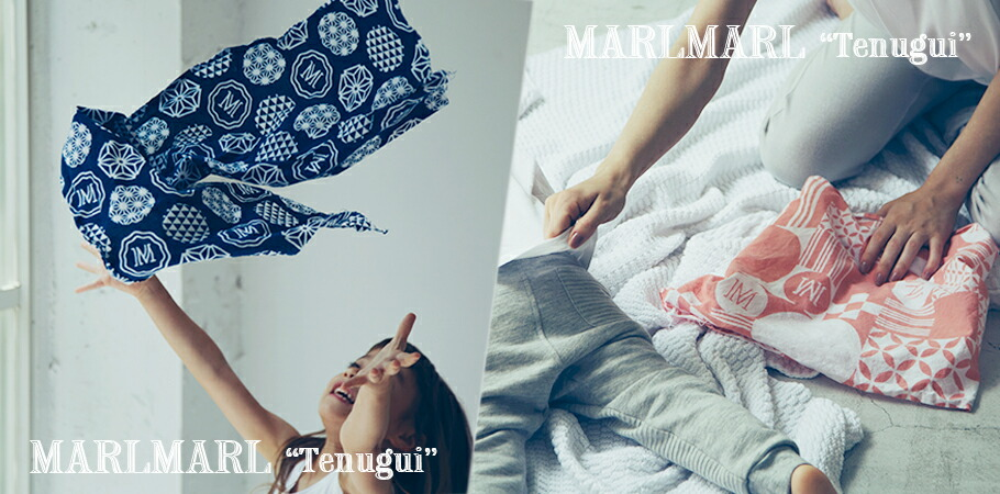 MARLMARL Tenugui(手ぬぐい)