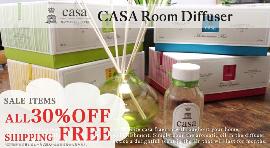 CASA Room Diffuser�ʥ����� �롼��ǥ��ե塼������