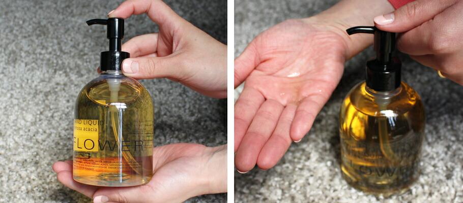 TAMANOHADA FLOWER HAND LIQUID(ハンドリクイッド)