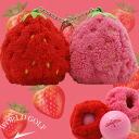 Cute and stylish GOLF] Strawberry Borchers