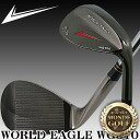 World Eagle WG510 57 ° sand wedge gunmetal finish fs3gm