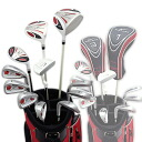 A bag available from three colors of 14 points of world eagle 5Z-WHITE men golf club full set! Right business 】