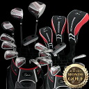 MD GOLF Seve Ballesteros 2013 Golf Club 15 points set for right-handed Seve Ballesteros MD GOLF fs3gm