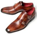 CORDWAINER Cordwainer W monk strap OSWALD Brown