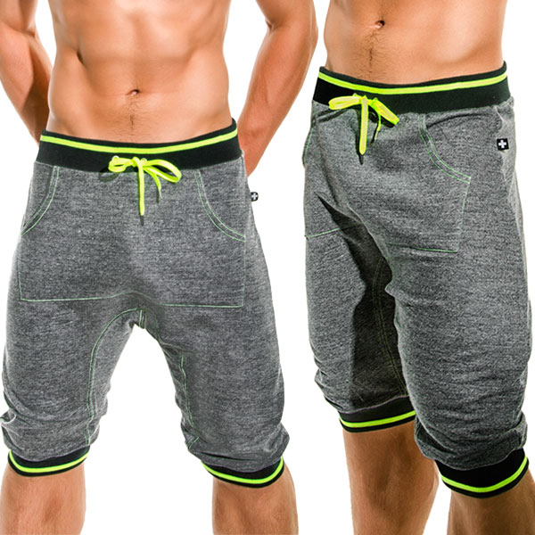 Shop American made, athletic cut men's workout shorts, mens lifting shorts and bodybuilding shorts for men by Physique Bodyware. Here you'll find a huge selection of original killer style men's workout shorts featuring our custom athletic bodybuilder fit that's built tough for any workout and any sport.