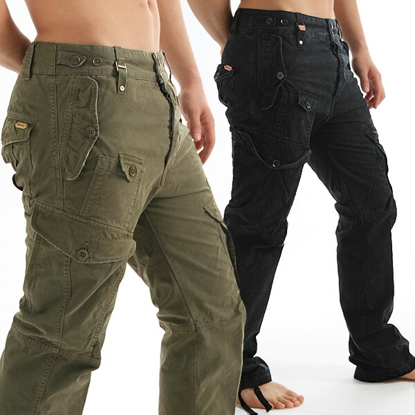 monkey | Rakuten Global Market: ビンテージカーゴ pants «SISLARGO ...