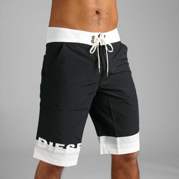 DIESEL Men's Swimwear Suimuueakorekushon