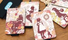 童話シリーズ アリス 人魚姫 ICカードケース