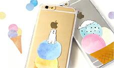 �����顼���iPhone5 ���˥��������㥱�å�