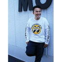MOON Eyeball long sleeve T shirt