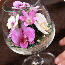 "W flowers scars, age spots, such as translation for 1,000 yen discount ☆ both flower forest grass bouquet ""wine"" smtb-MS, flowers to commemorate!"
