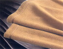 Kyoto Nishikawa camel blankets duplex Hyatt and four ヘムレス type single-140 × 200 cm made in Japan