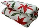 Natural material handmade cotton cotton mattress double long size 140 x 210 cm