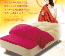 Kyoto Nishikawa ウォームフィ-ル20 or the inner gasket? inner fabric + moisture heat wadding single size