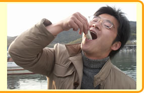 豪華牡蠣尽くしツアーレポート(2007年)