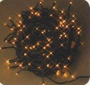 100 pitches of LED straight cord LED Christmas illuminations