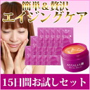 Ebisu [ebis] astarea plus mix gel DX sample set 15 pieces