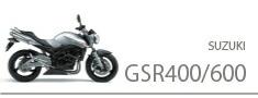 GSR600/400